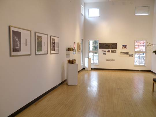 Cazenovia College Art Faculty show