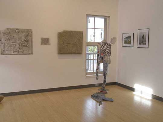 Cazenovia College Art Faculty exhibit